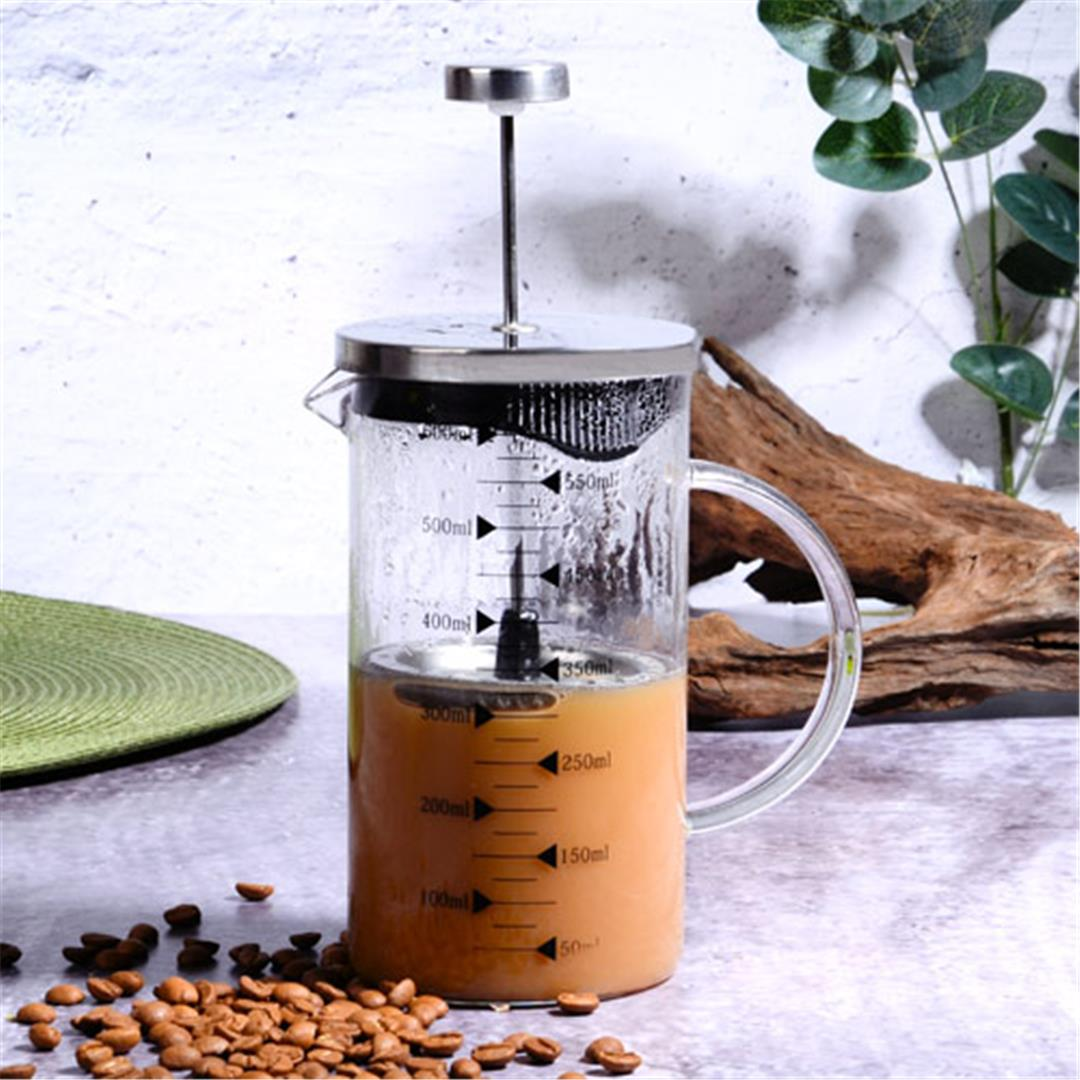 3'Ü 1 ARADA FRENCH PRESS 600 ML