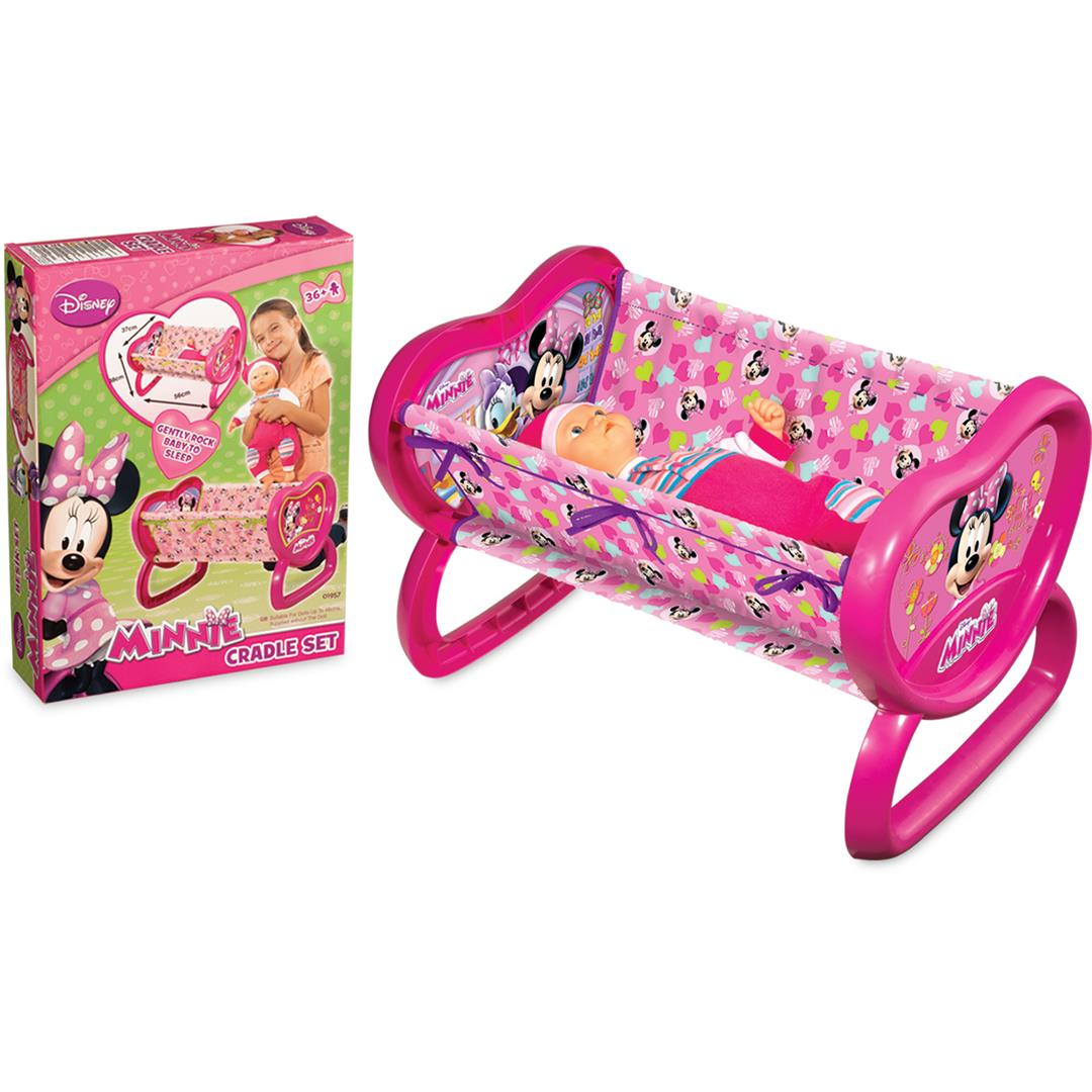MINNIE MOUSE HEARTED CRADLE