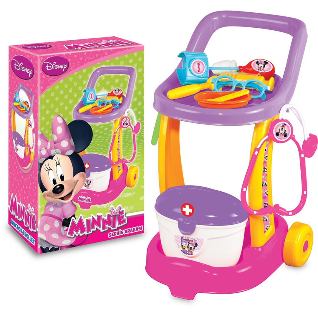 MINNIE MOUSE MARKET TROLLEY