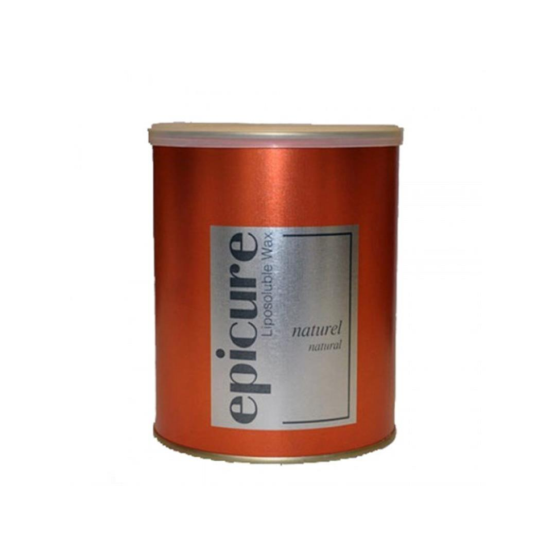 Epicure Natural Canned Wax 800 ML
