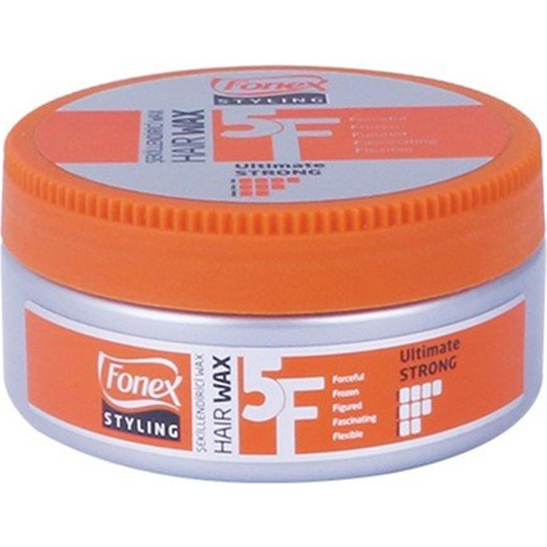 Fonex Styling Ultimate Strong Wax 150 ML