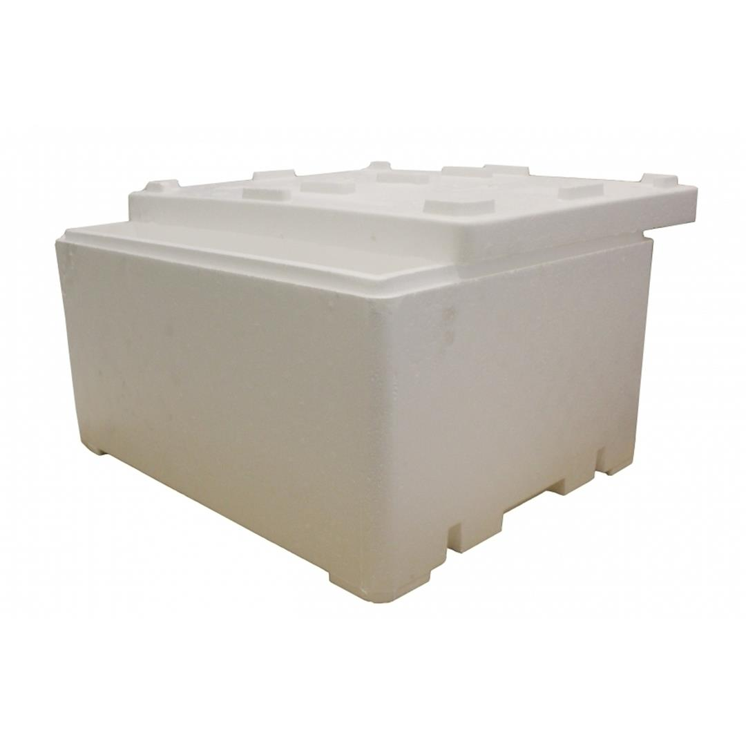 STYROPORE MEAT AND FISH BOX - 15 KG