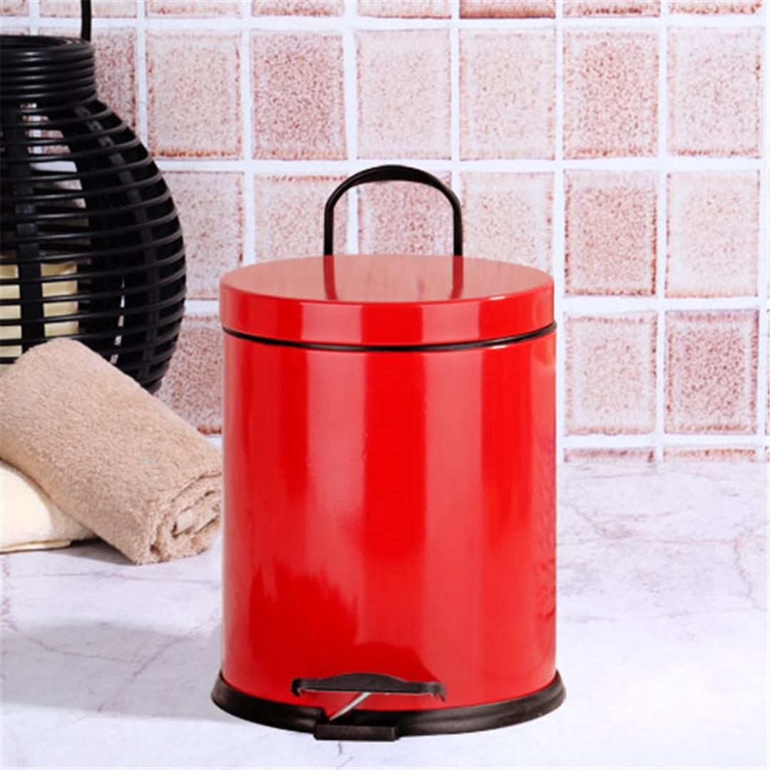 Trash Can 3 LT RED
