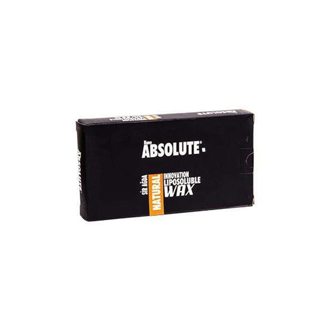 NANO ABSOLUTE NATURAL MOLDED SIR WAX