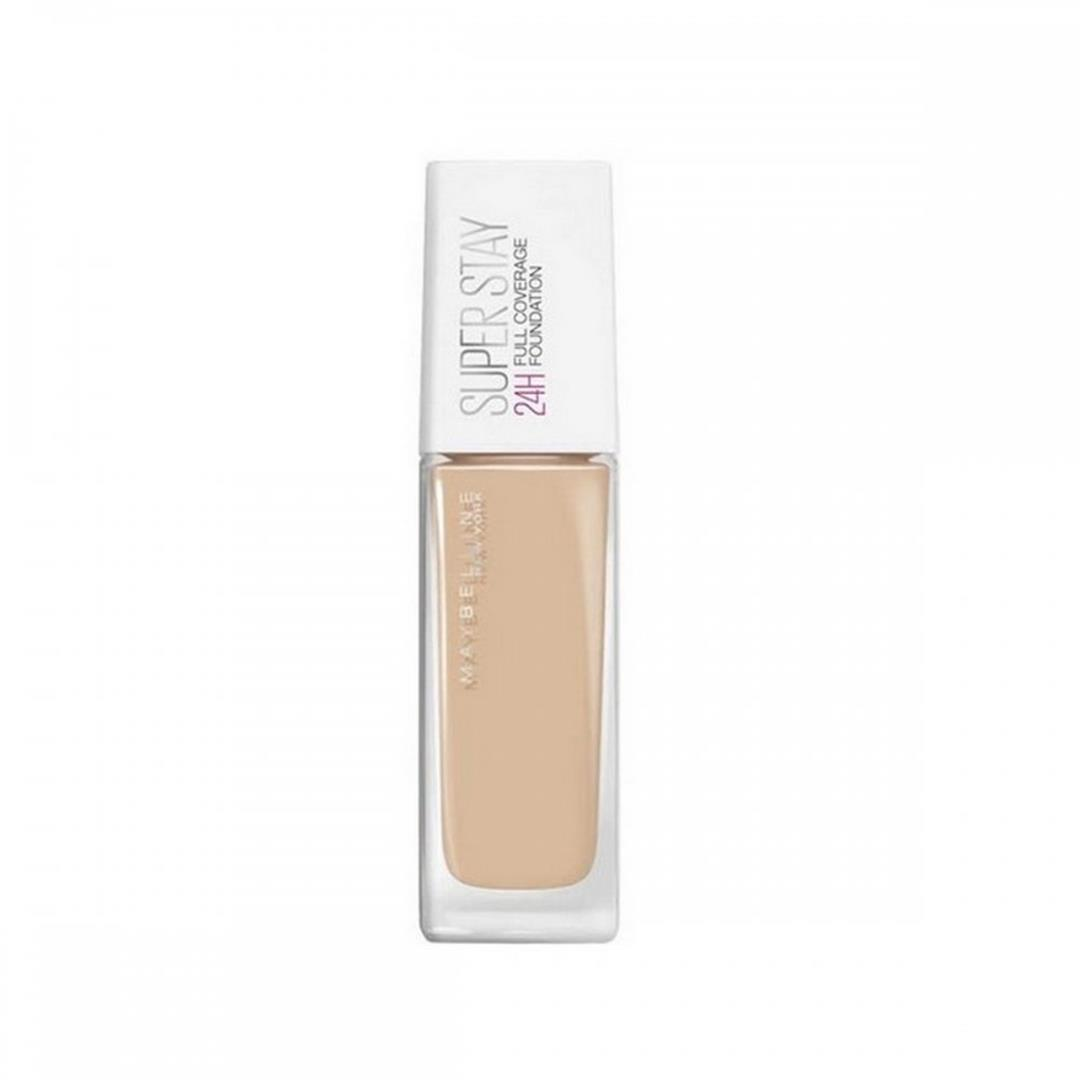Maybelline Super Stay 24H Fondöten 10 Ivory