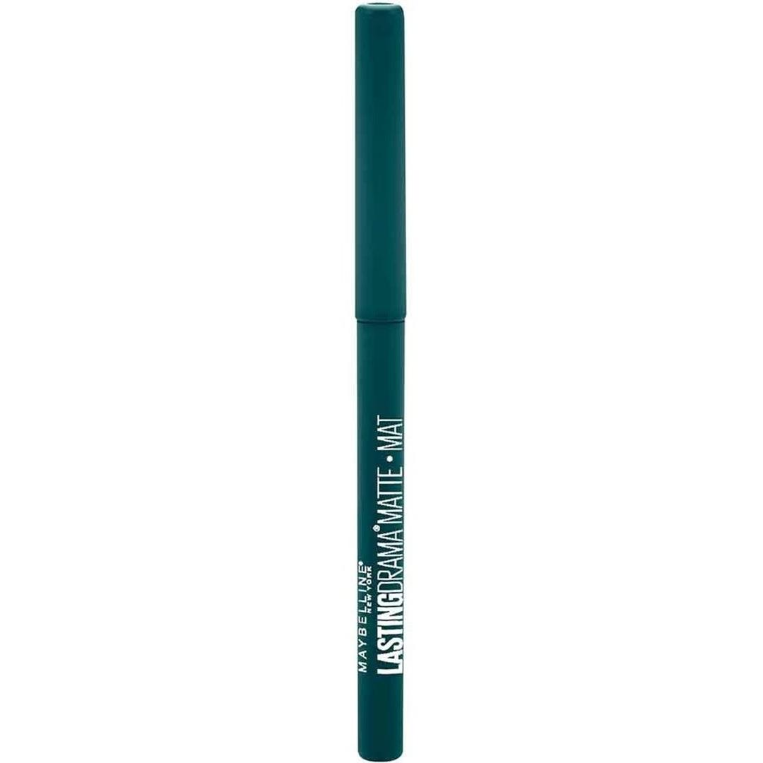 Maybelline New York Lasting Drama 24H Carbon Matte Göz Kalemi 850 Teal Amazonite