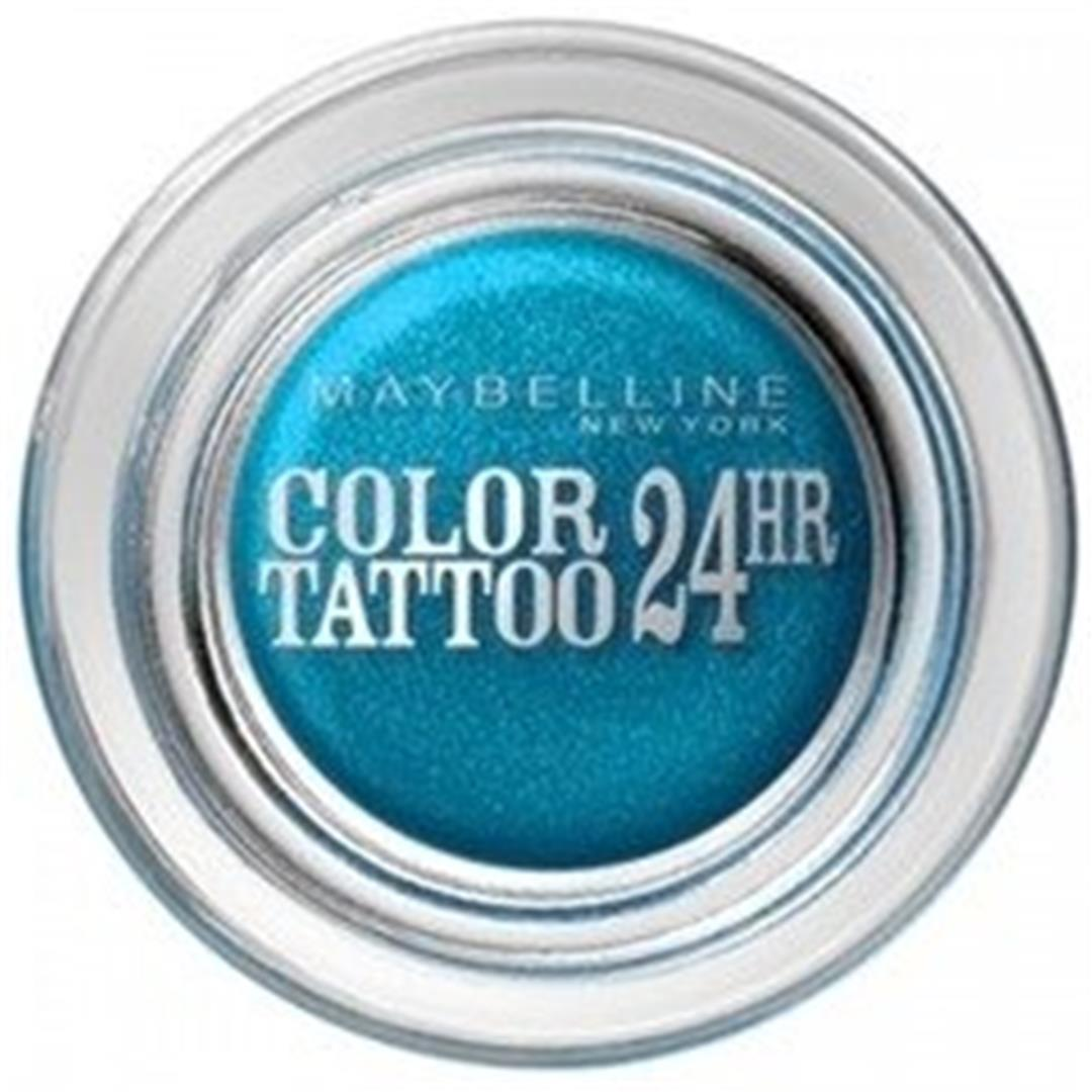 Maybelline Color Tattoo Eye Shadow 24hr Göz Farı 20 Turquoise
