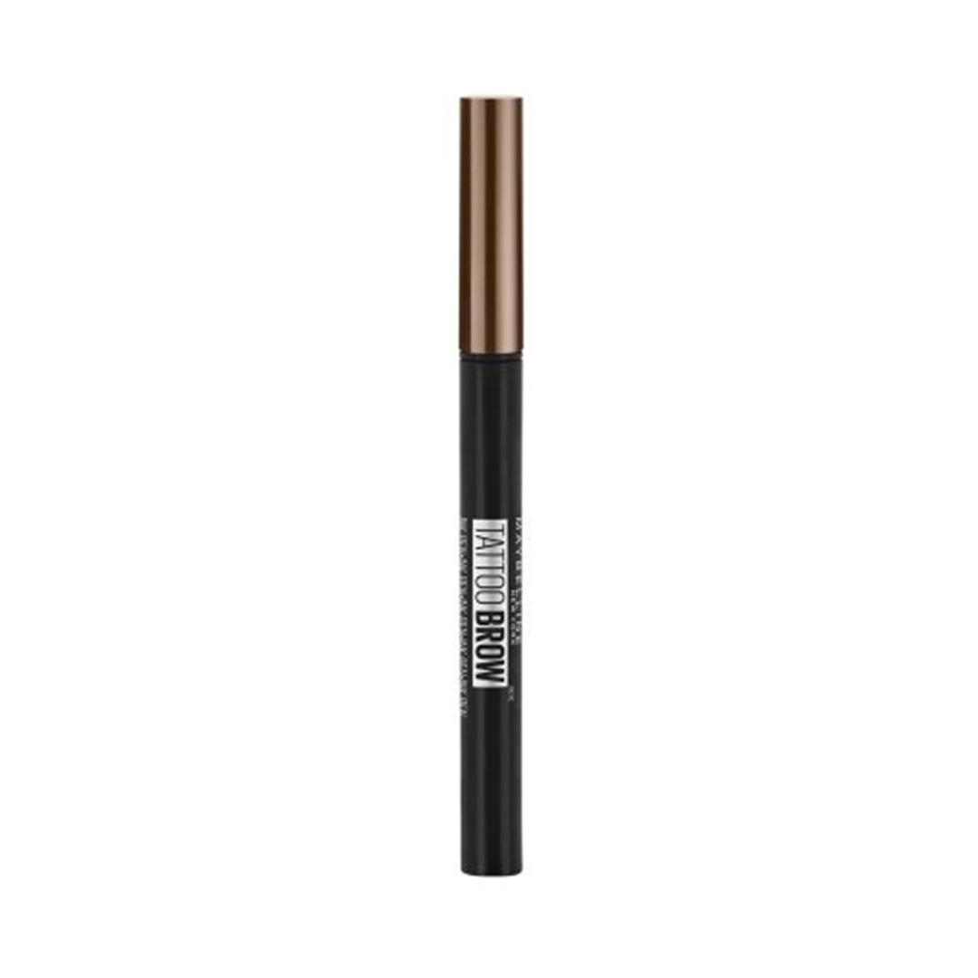 Maybelline New York Brow Tattoo Microblade Ink Pen Kaş Kalemi 130 Deep