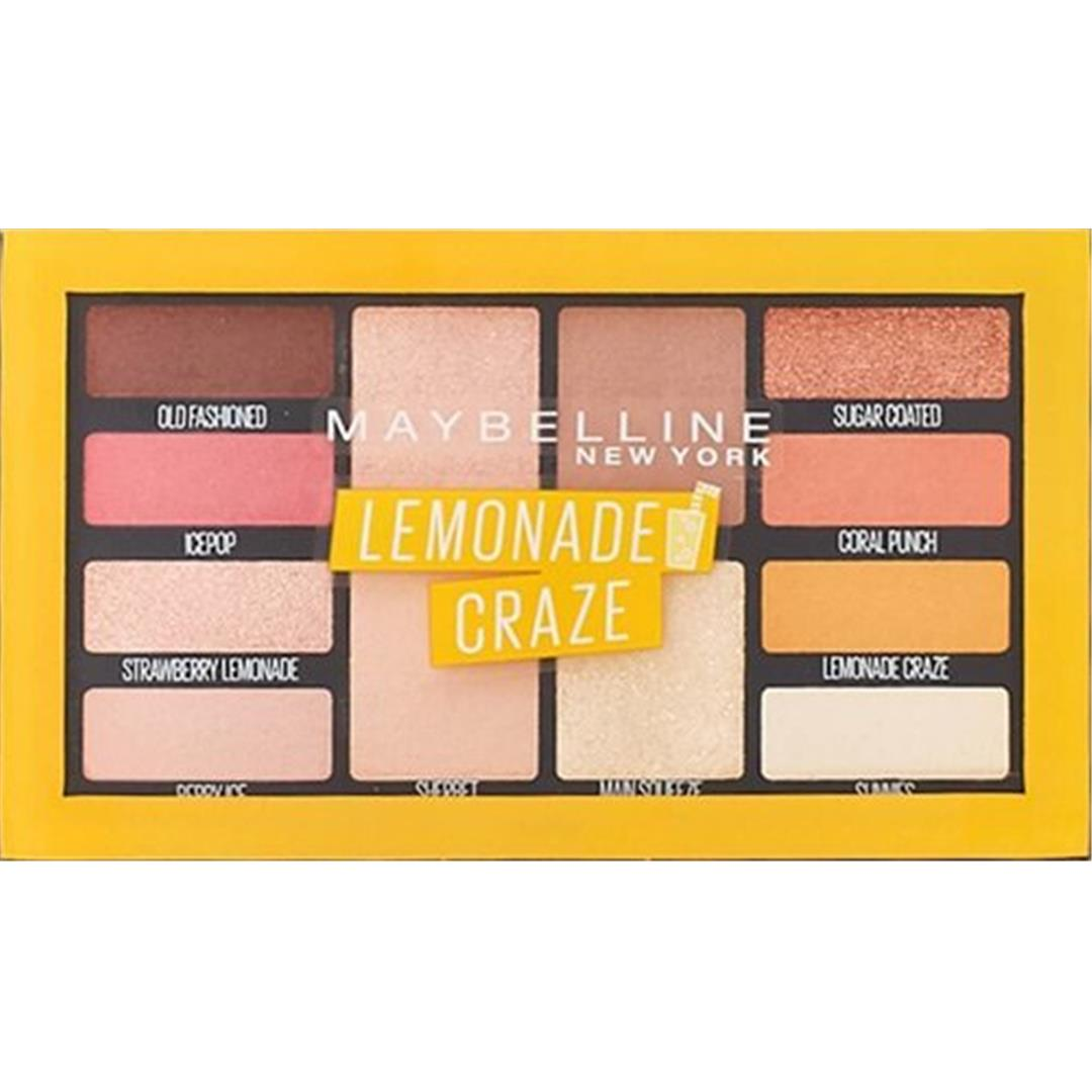 Maybelline New York Lemonade Craze Far Paleti