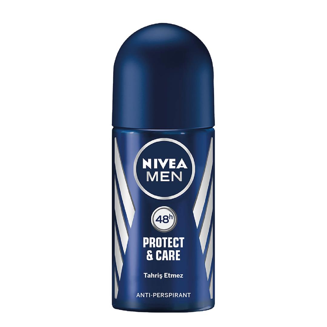 Nivea Erkek Roll On Protect Care 50 Ml