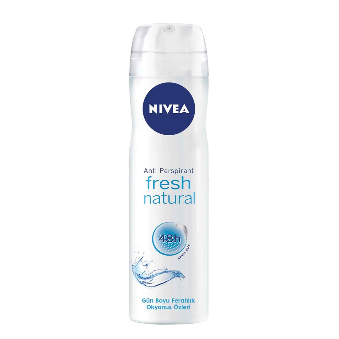 Nivea Fresh Natural Kadın Deodorant 150 Ml