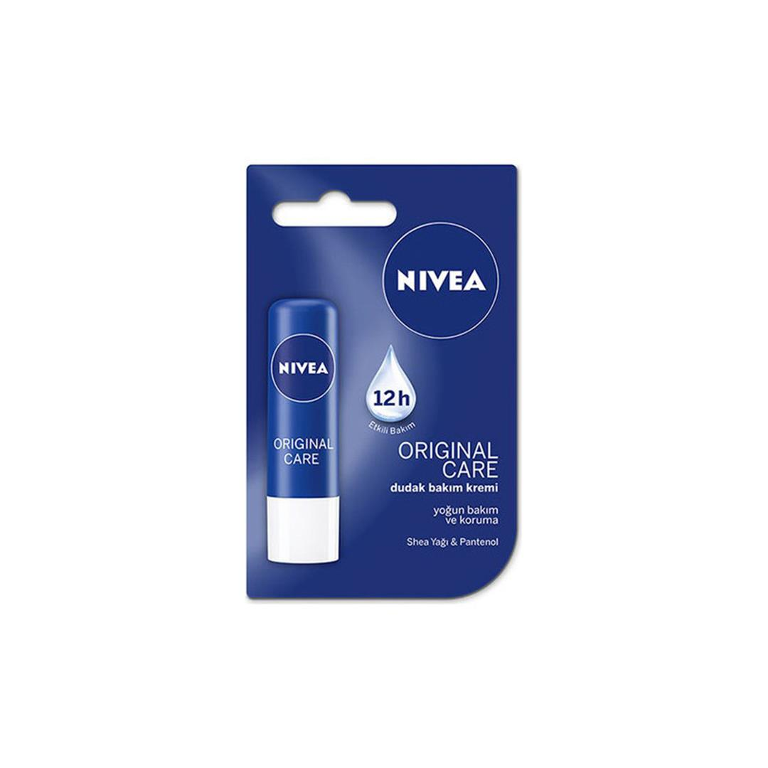 Nivea Original Care Essential Dudak Koruyucu Lip