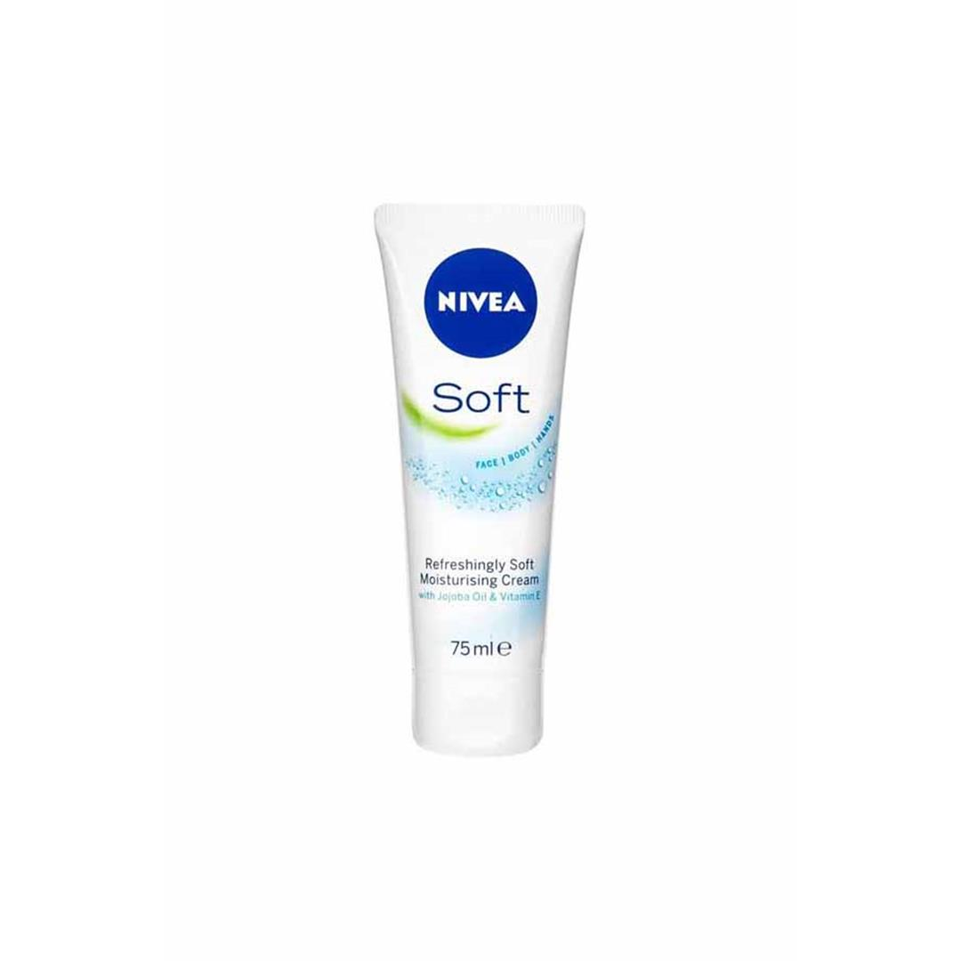 NIVEA SOFT 75ML TUP CREAM