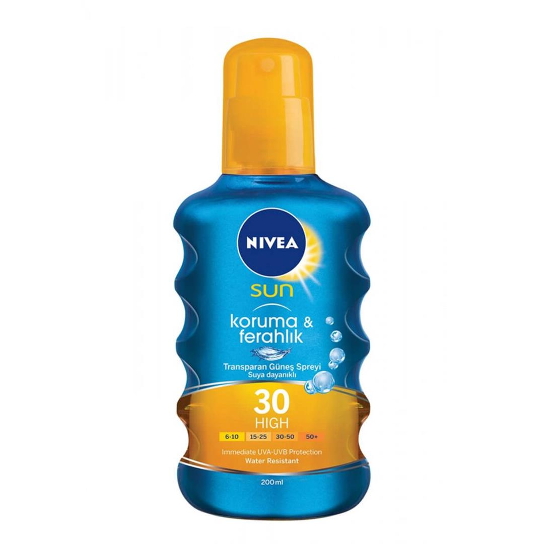 Nivea Sun Protection and Freshness 30 Factor Spray