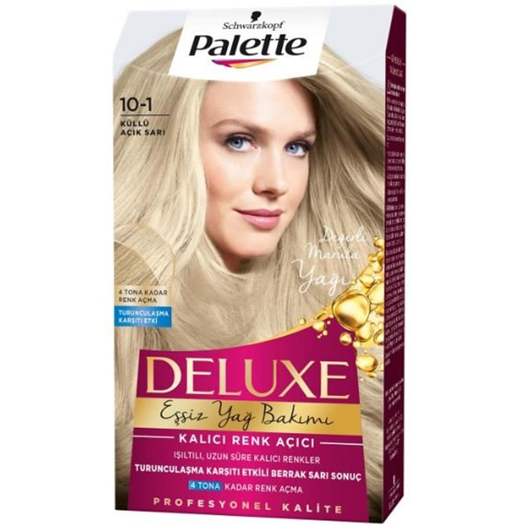 Palette Deluxe 10.1 Ash Light Yellow