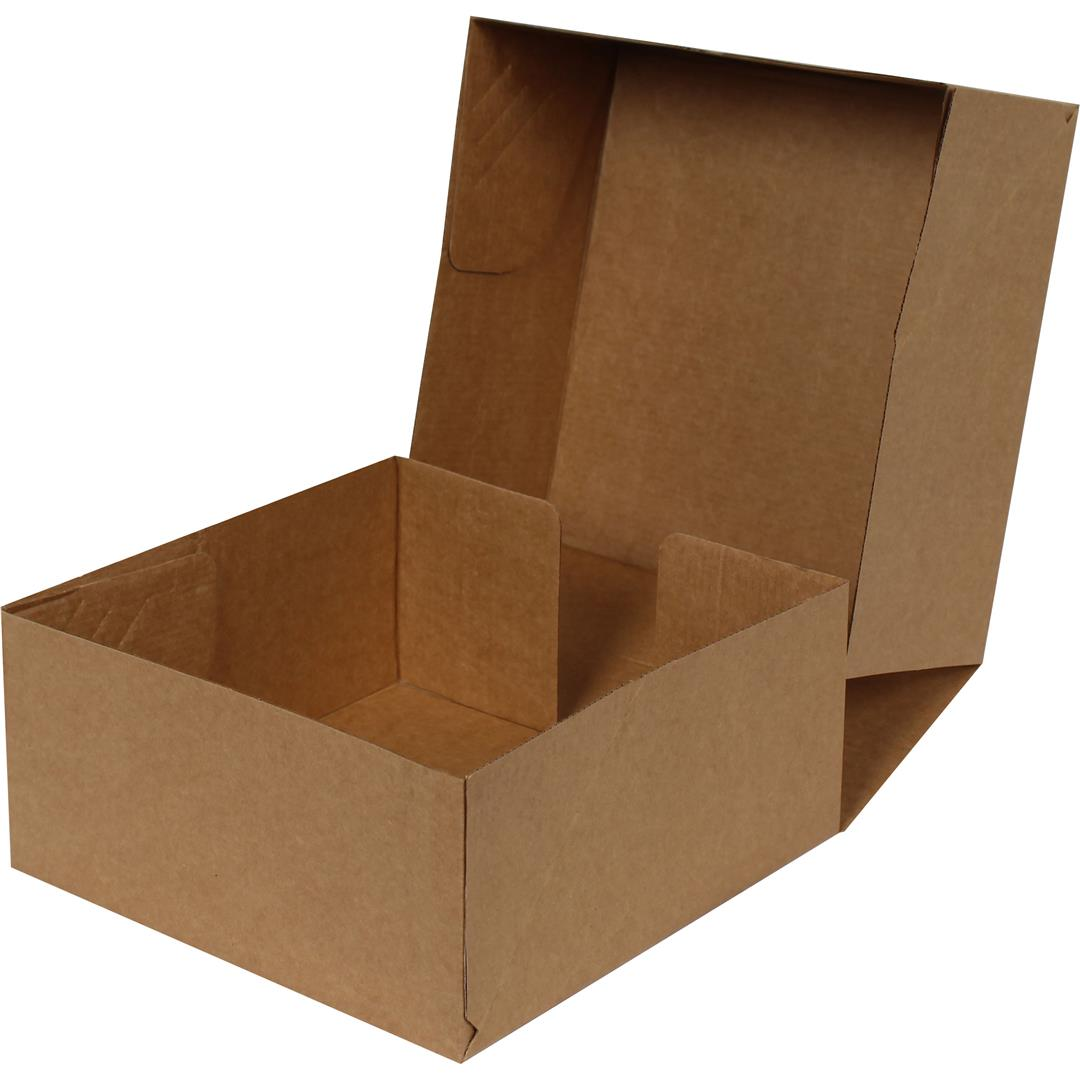 E-COMMERCE CARGO BOX - 24,5x24,5x11,5 CM