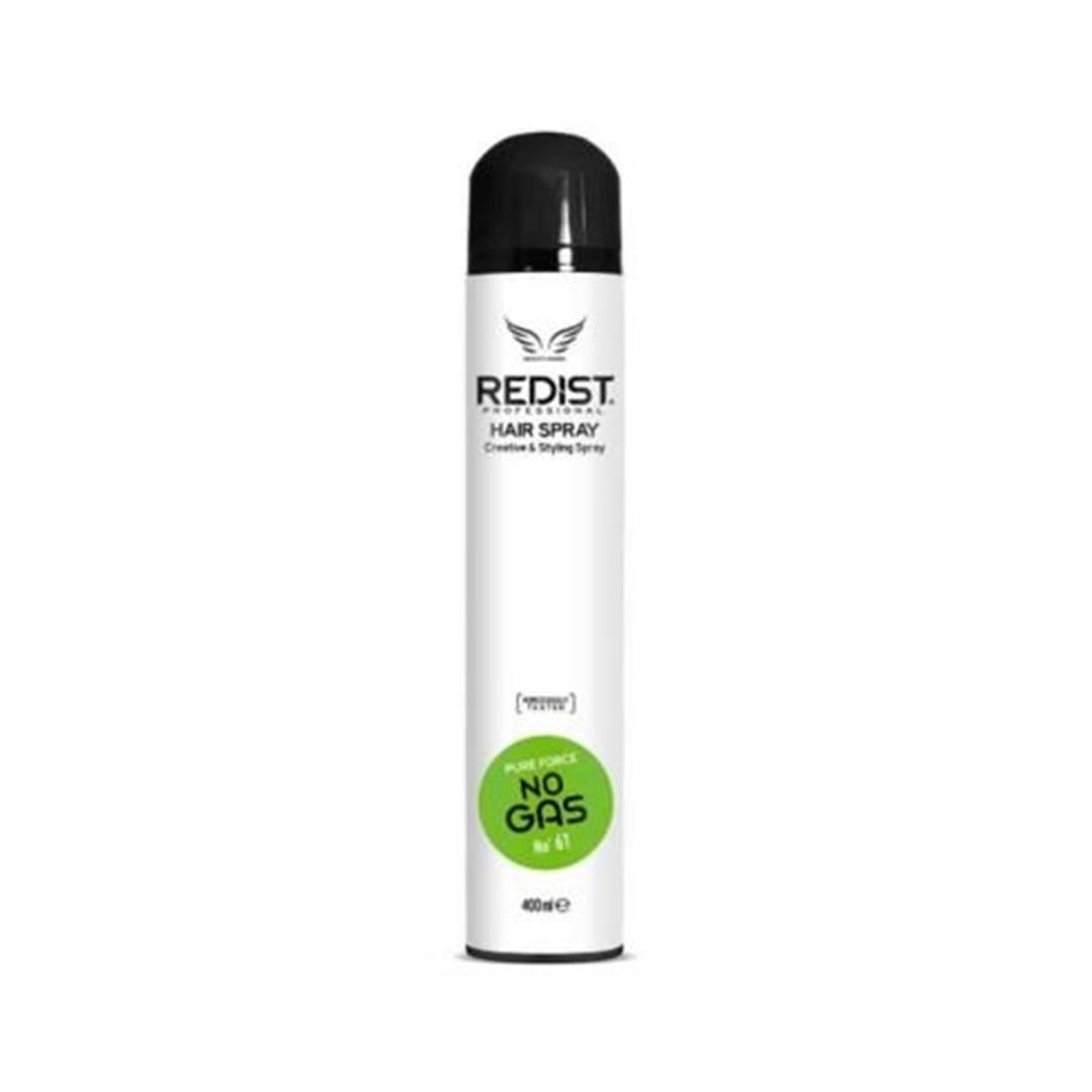 Redist Saç Spreyi No Gas Pure Force 400 ML No:61