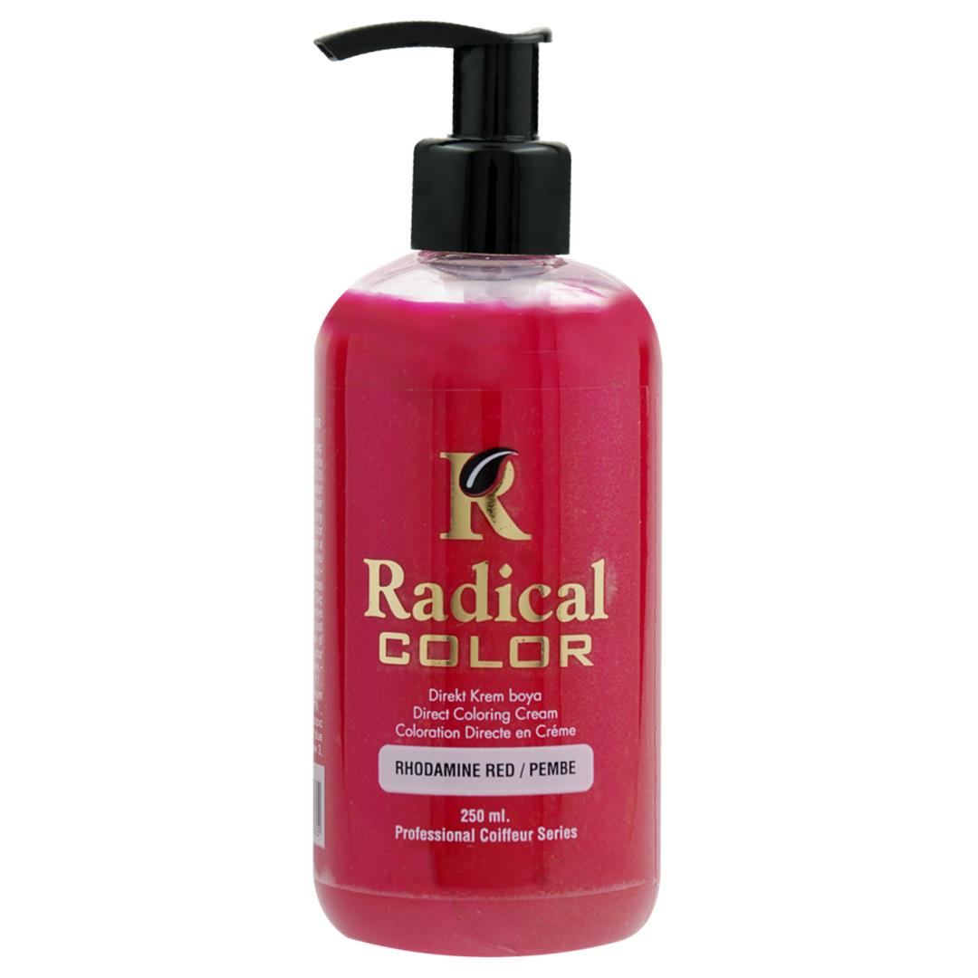 Radical Color Saç Boyası 250 Ml Pembe