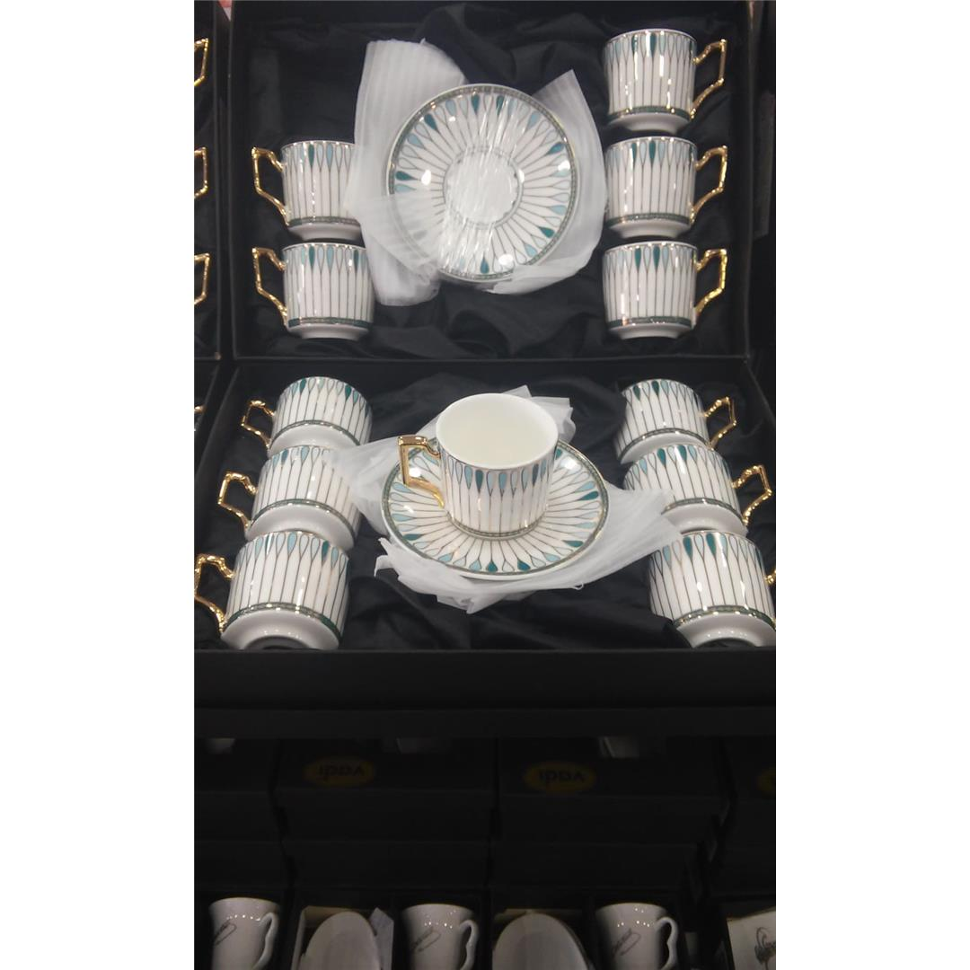 6-COFFEE CUP SET