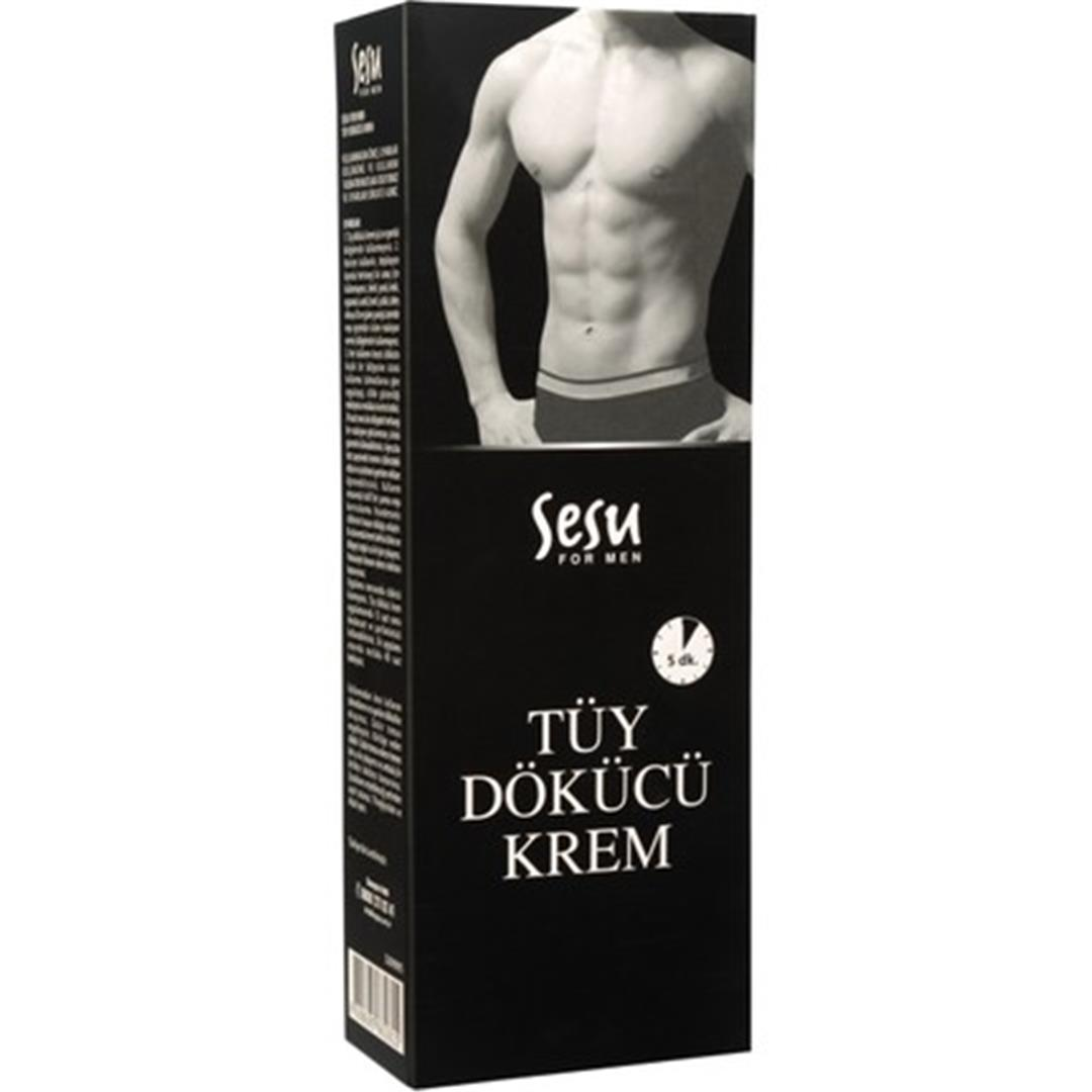Sesu Male Hair Weaving Cream 100 Ml