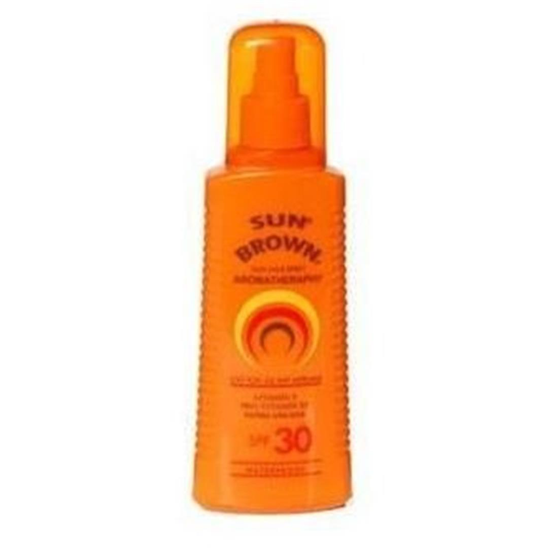 Sun Brown Sunscreen Milk 30 Factor 200 Ml
