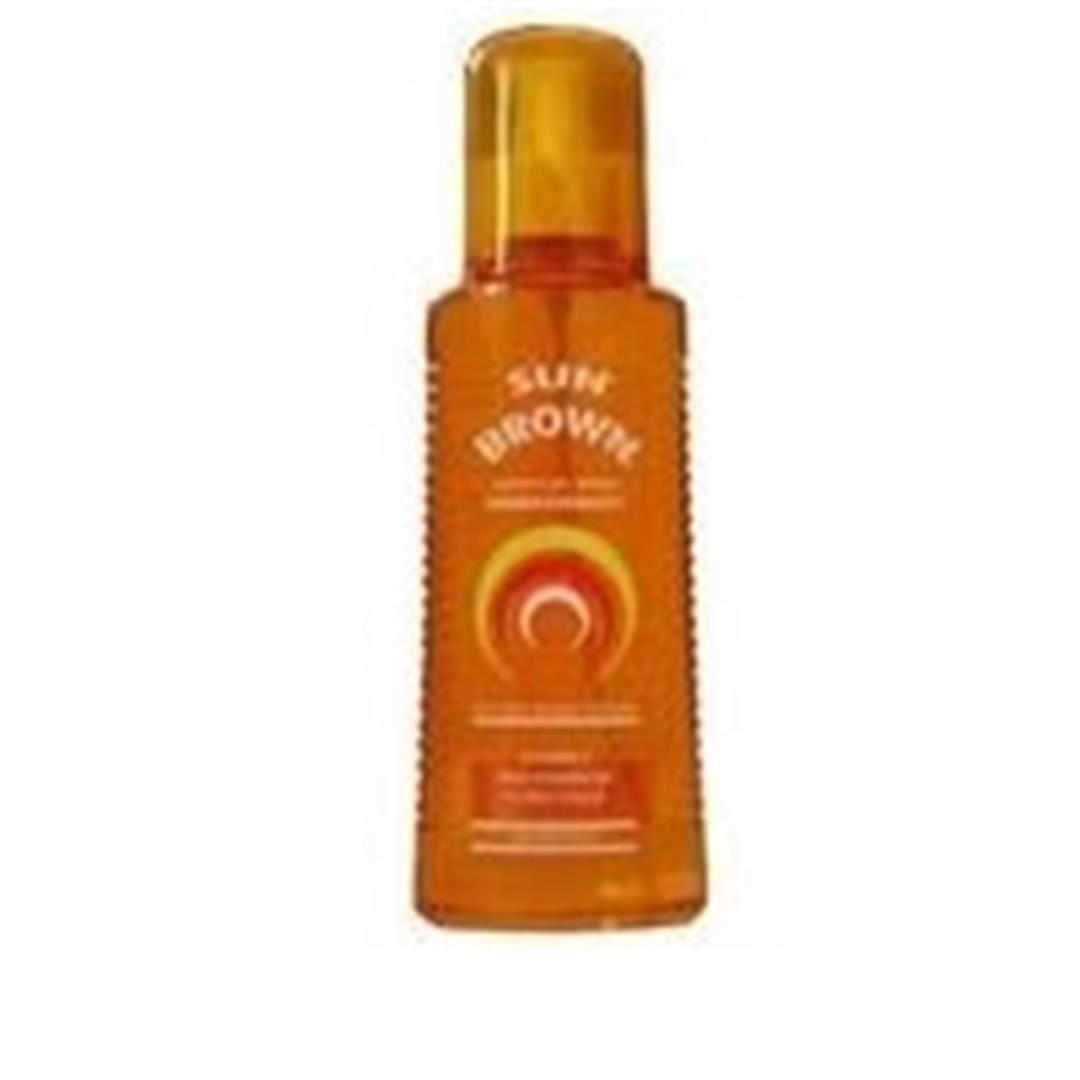 Sun Brown Sunscreen Milk 40 Factor 200 Ml