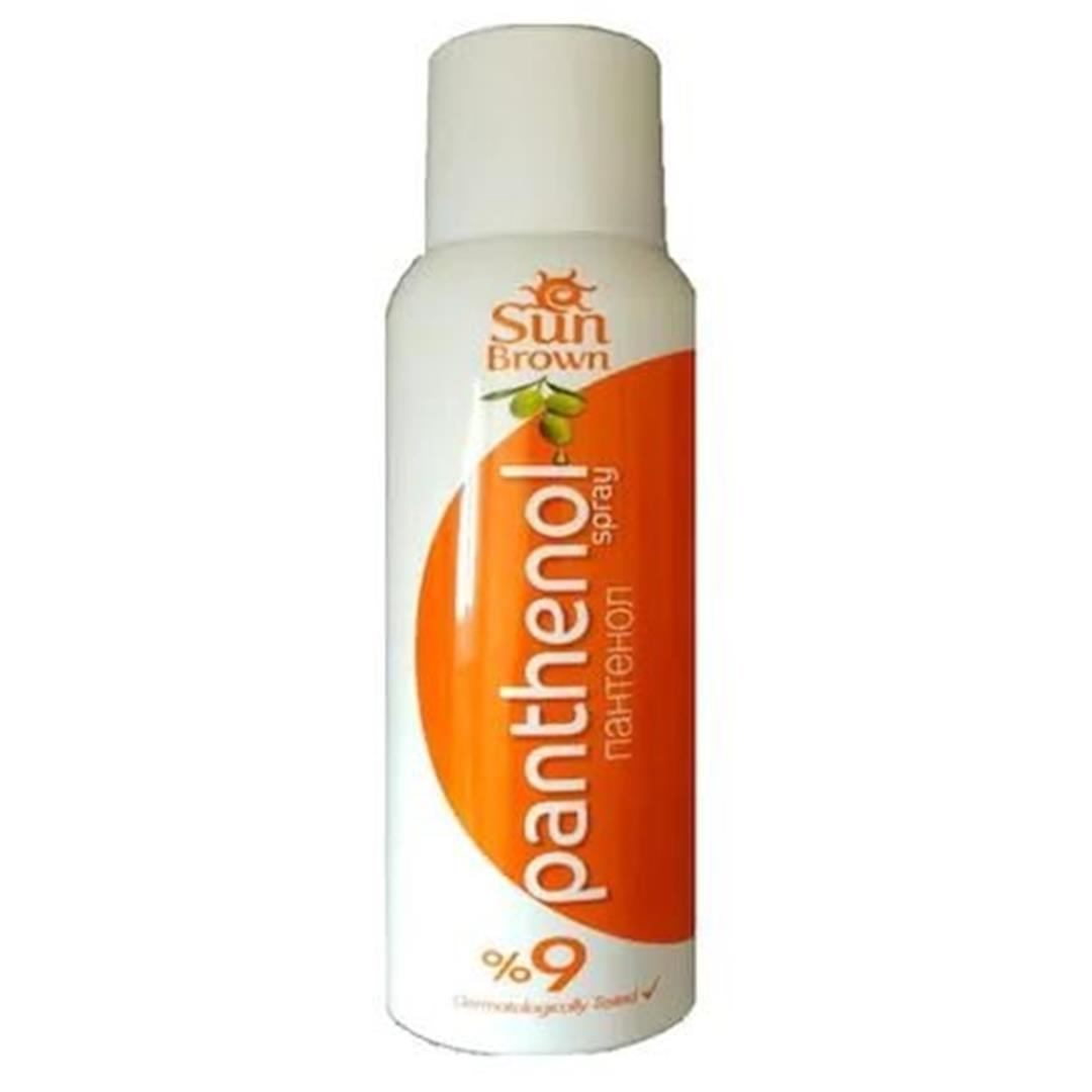 Sun Brown 9 Panthenol Spray