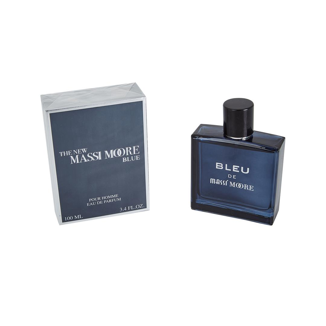 The New Massi Moore Blue Erkek Parfümü 100 Ml
