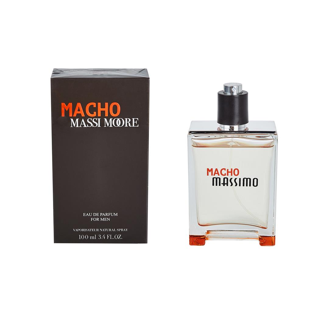 The New Massi Moore Macho Erkek Parfümü 100 Ml