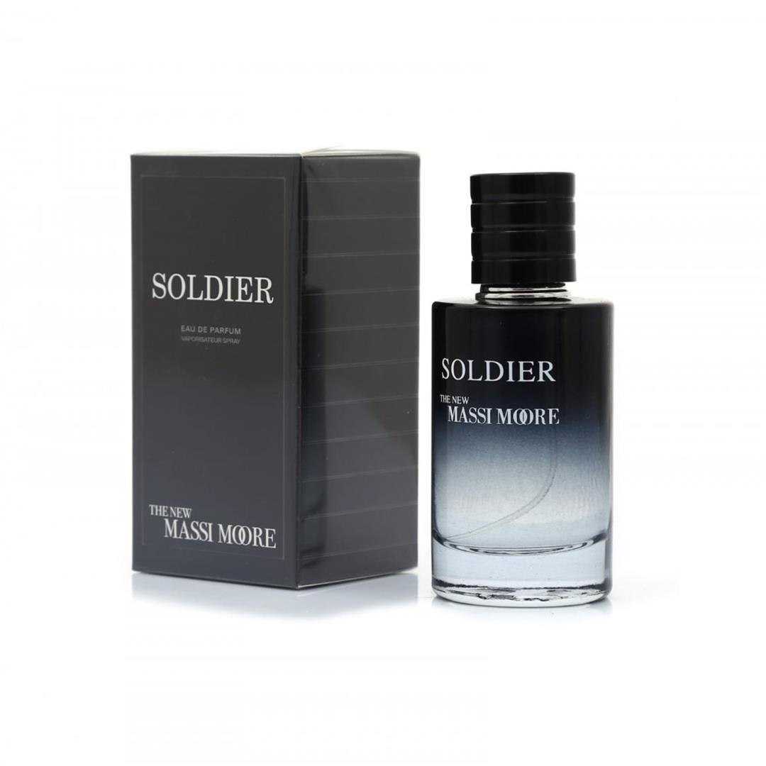 The New Masssimoore Soldier Erkek Parfümü 100 ML