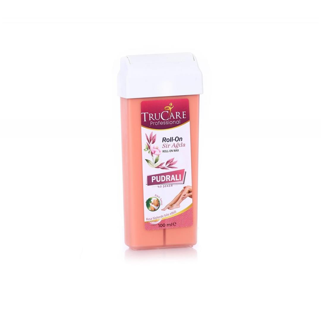 Trucare Cartridge Waxing Roll On Powder 100 ML