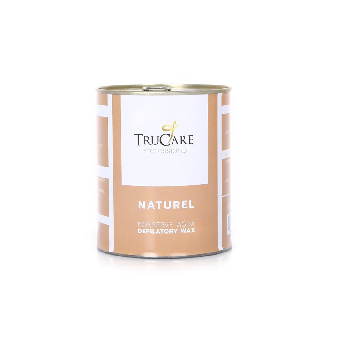 Trucare Canned Wax Natural 800 ML