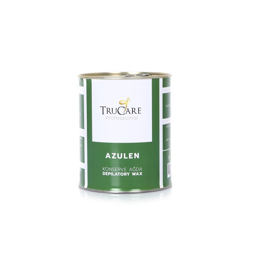 Trucare Canned Wax Azulene 800 ML