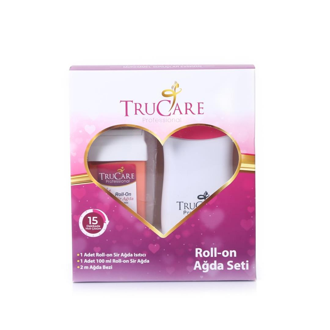 Trucare Roll-On Cartridge Wax Set