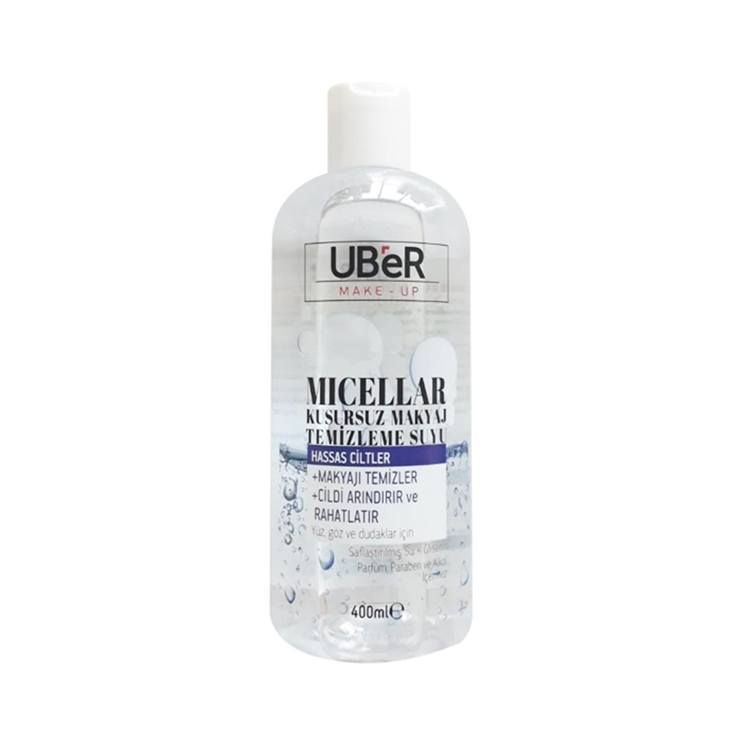 Uber Makeup Cleaning Water 400 Ml