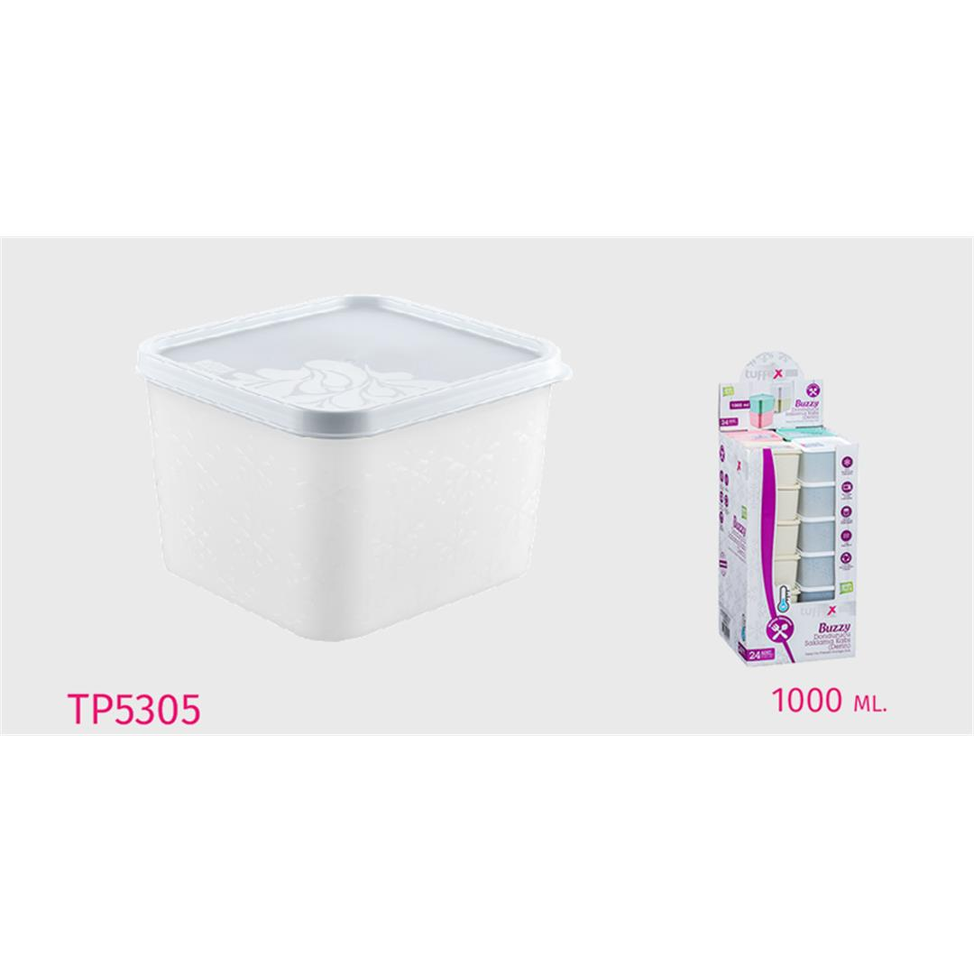 BUZZY FREEZING DEEP STORAGE CONTAINER 1000 ML