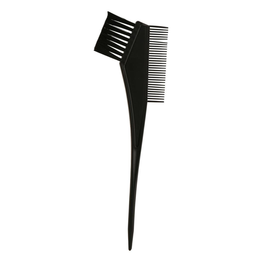 HAIR PAINT BRUSH WITH COMB