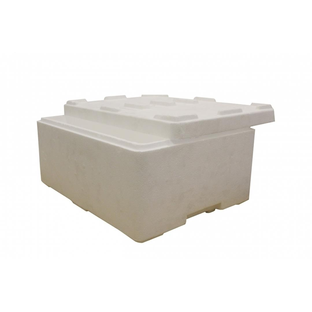 STYROFOAM MEAT AND FISH BOX - 5 KG