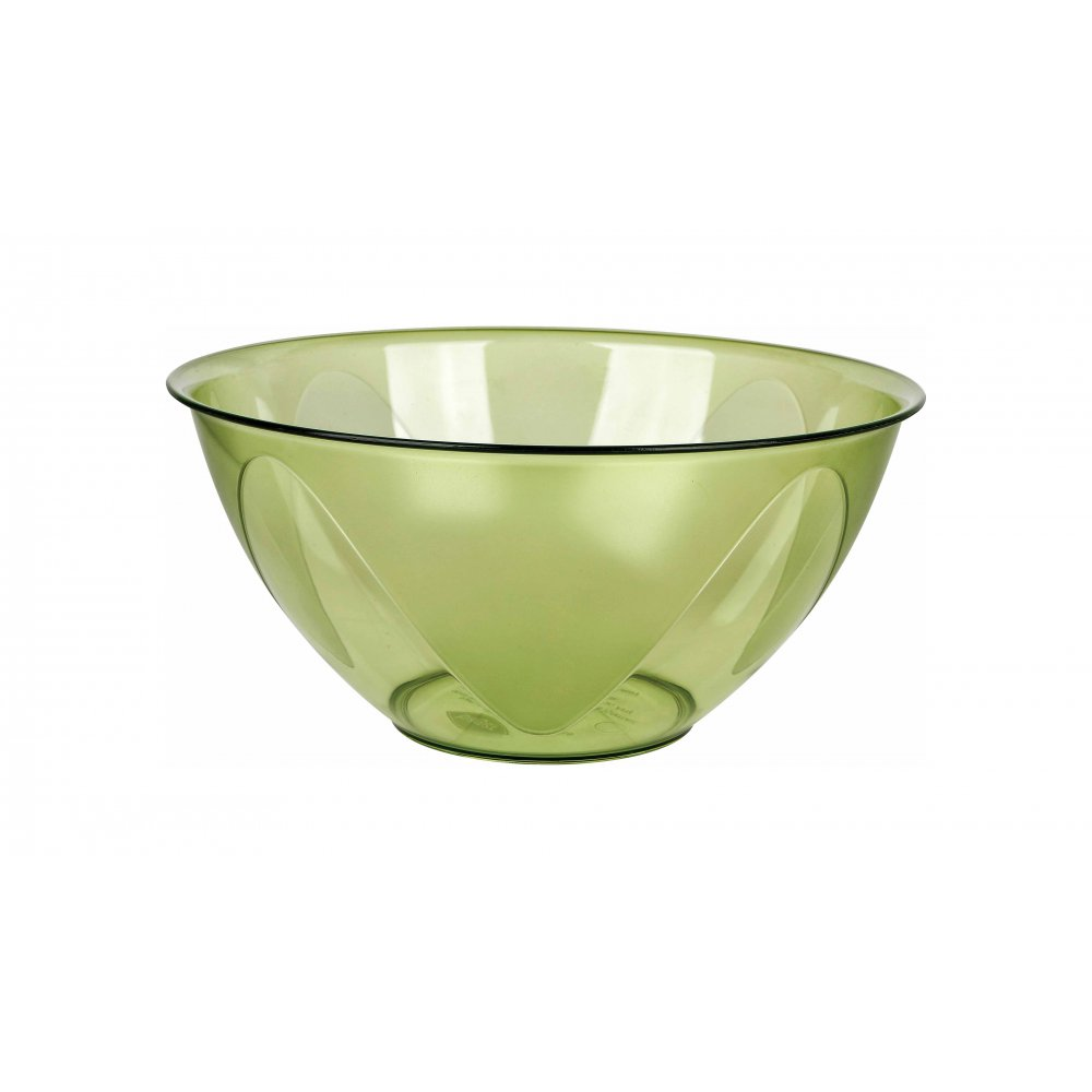 Clover Crystal Round Bowl No 2 (900 ml)