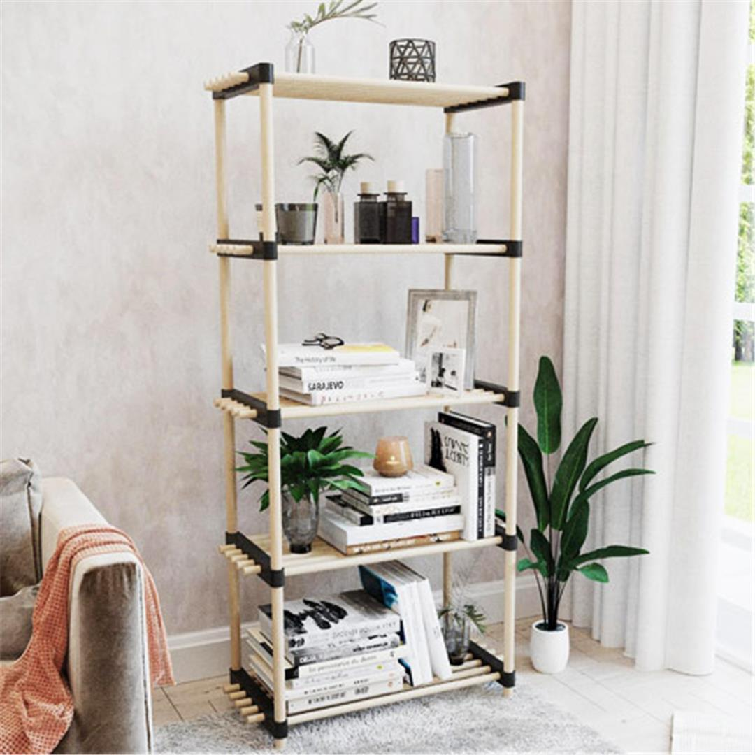 5 STOREY WOODEN SHELF