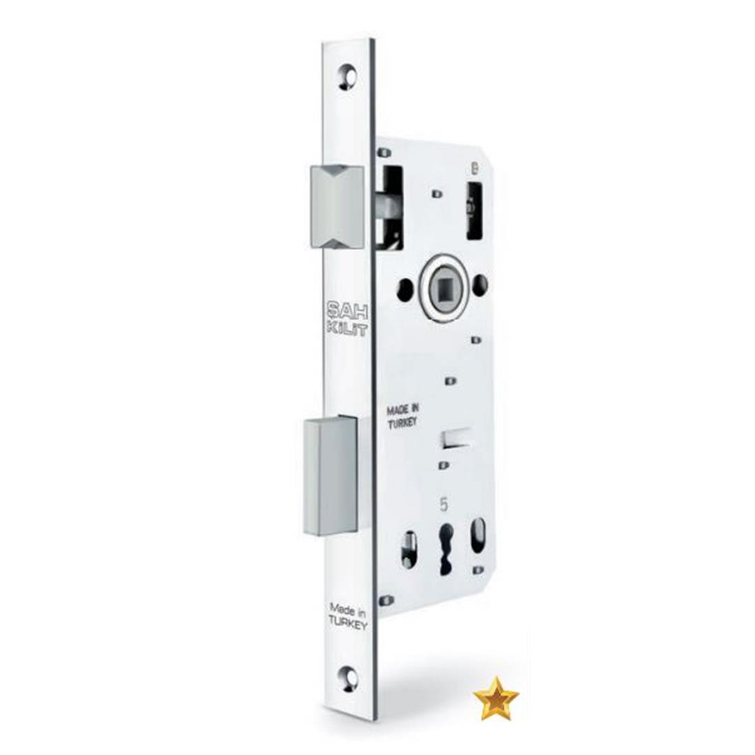 WITH BEARING SILENT ROOM DOOR LOCK FLAT MIRROR 40 MM