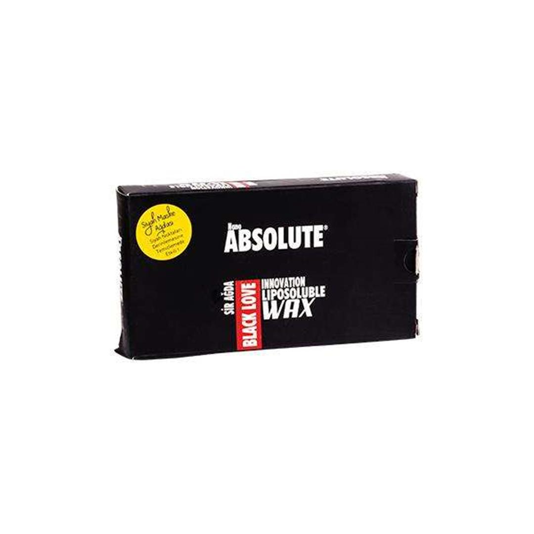 NANO ABSOLUTE BLACK MOLD SIR WAX