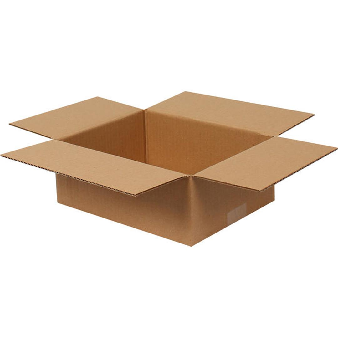SINGLE CORRUGATED BOX - 25x20x10 CM